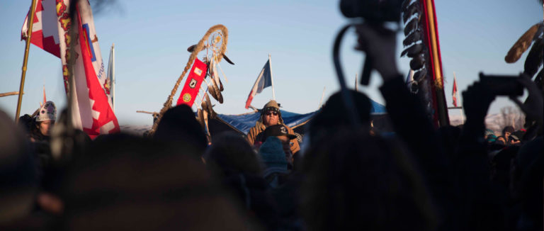 Reflections From Standing Rock