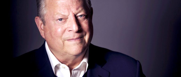 Al Gore: Turtle on a Fence Post | Climate Reality Project