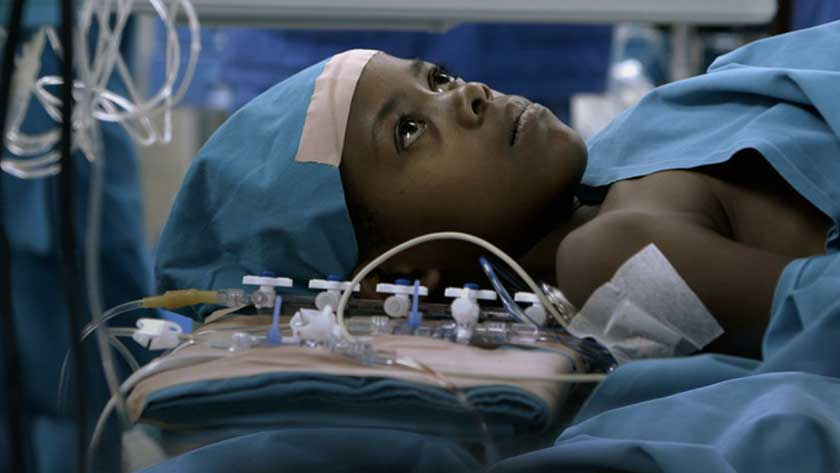 Still image from Open Heart, a film supported by Stories of Change.