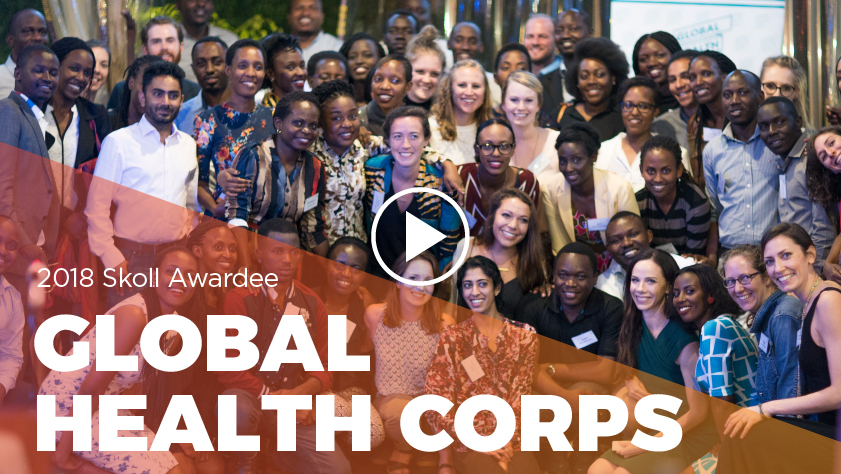 Global Health Corps Video
