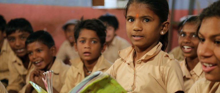 How a Pioneering Development Impact Bond Pushed Educate Girls to Exceed Expectations