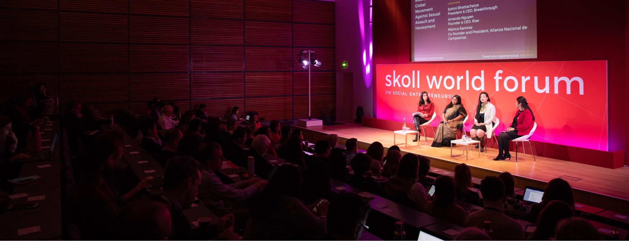 Skoll | Skoll World Forum