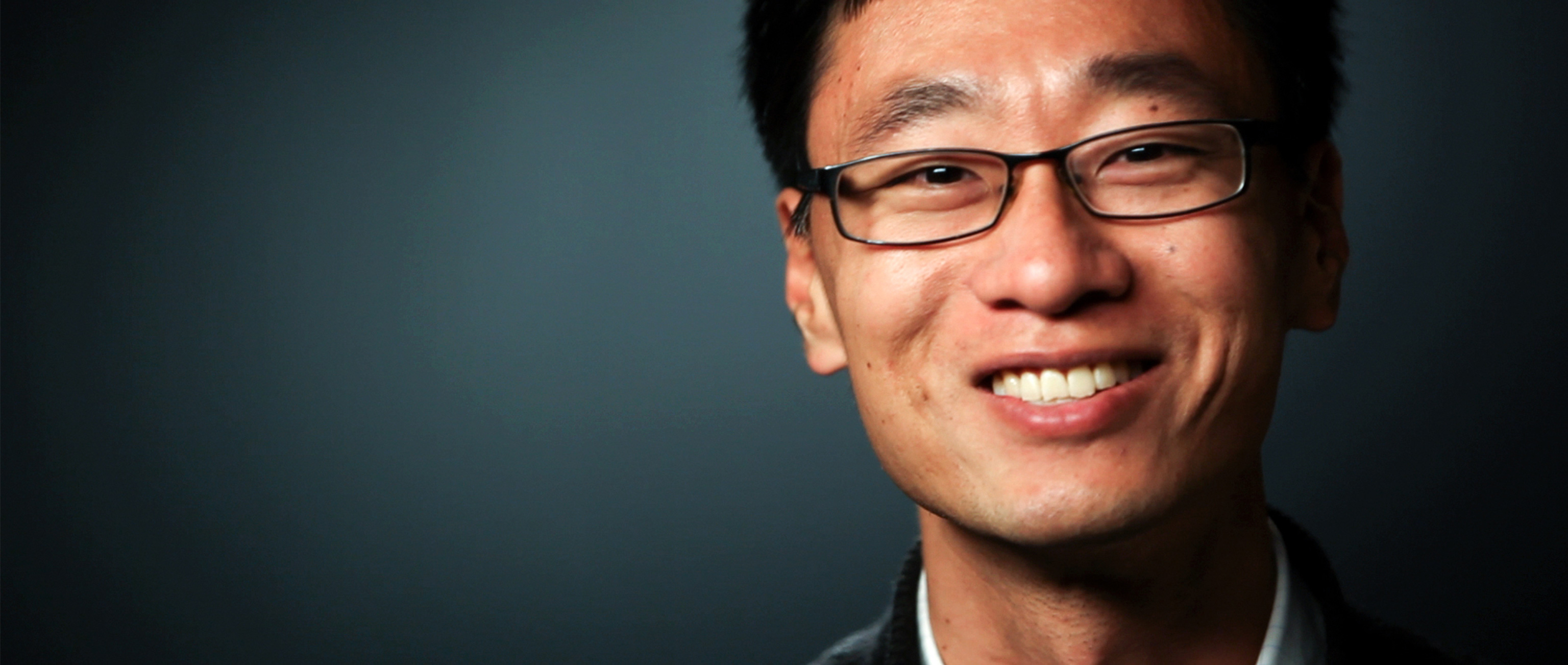 Portrait of Andrew Youn, Founder of One Acre Fund